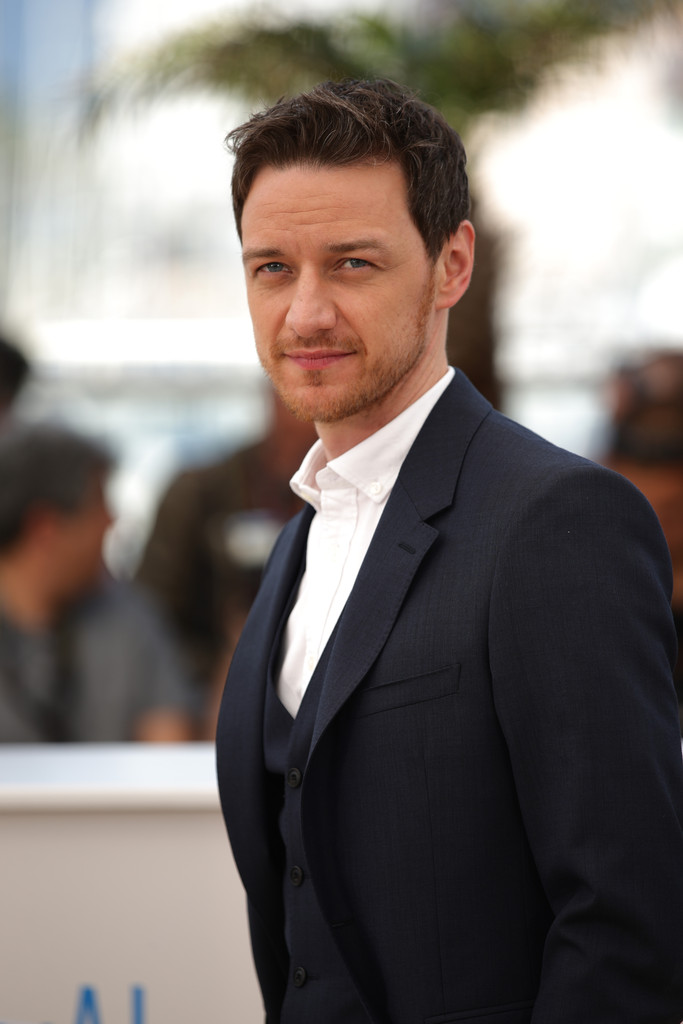 James McAvoy a Cannes 2014 per The Disappearance of Eleanor Rigby