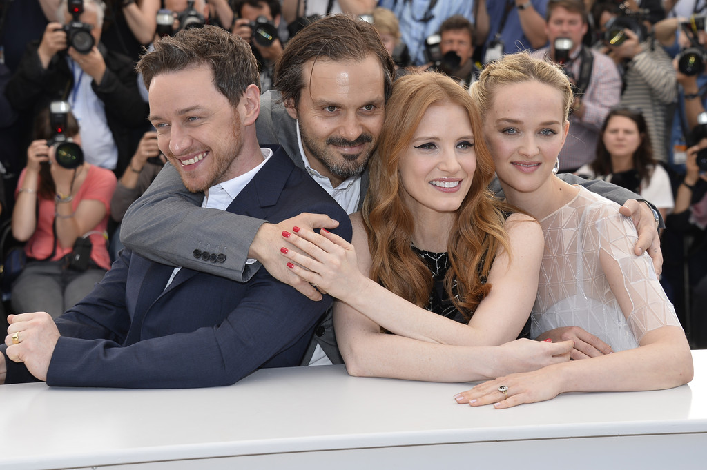 Cannes 2014, il cast di The Disappearance of Eleanor Rigby