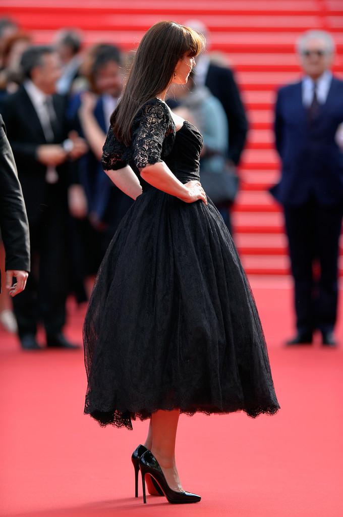 Monica Bellucci e Le Meraviglie al Festival di Cannes 2014