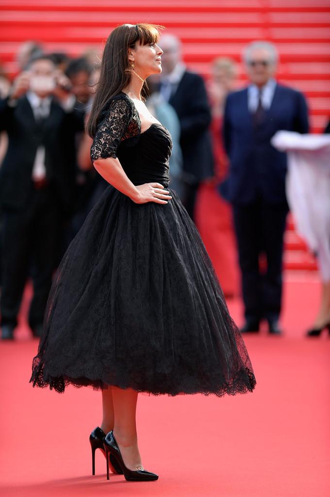 Monica Bellucci e Le Meraviglie a Cannes 2014