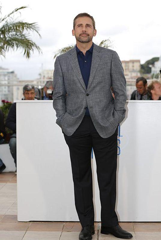 Foxcatcher: Steve Carell in uno scatto durante il Festival di Cannes 2014