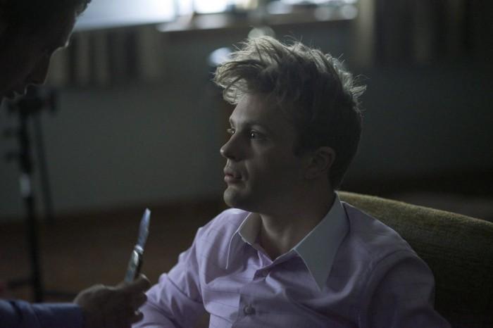 Hannibal: Michael Pitt in una scena dell'episodio Tome-wan