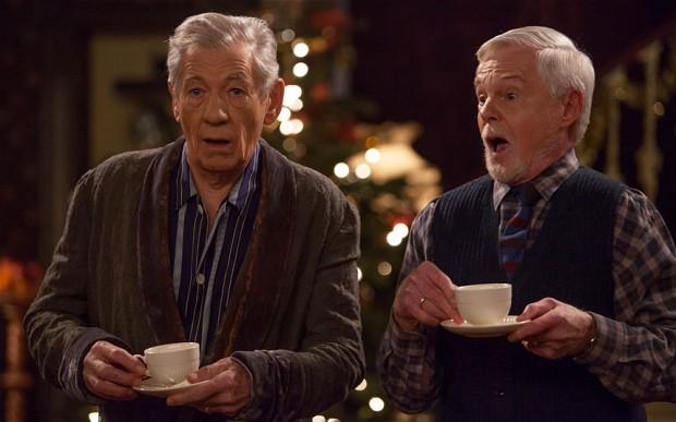 Vicious: Ian McKellen e Derek Jacobi in un'immagine della serie tv