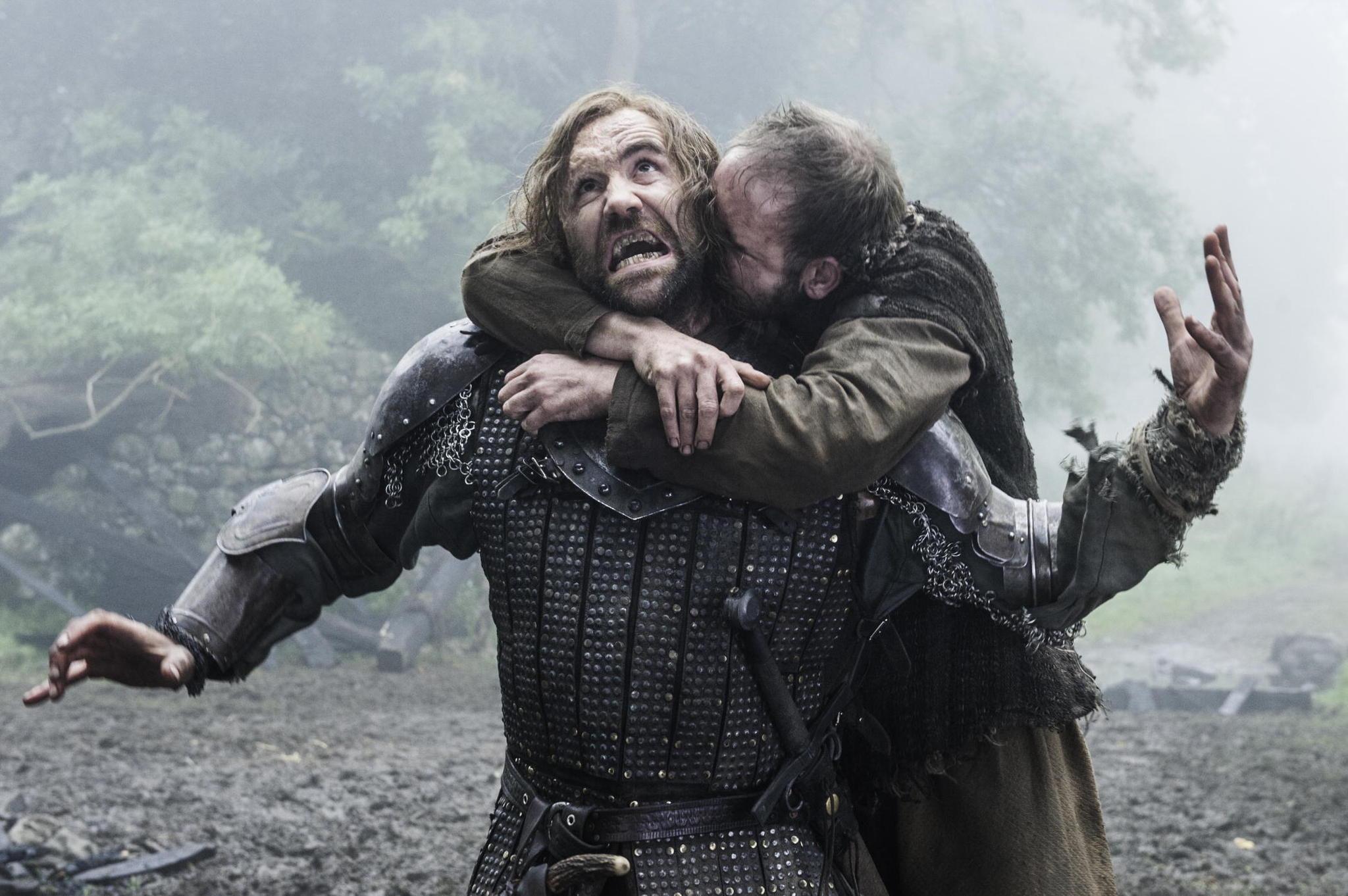 Il trono di spade: Gerard Jordan, Rory McCann nell'episodio Mockingbird