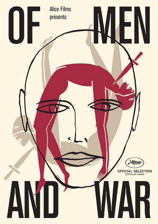 Of Men and War: la locandina