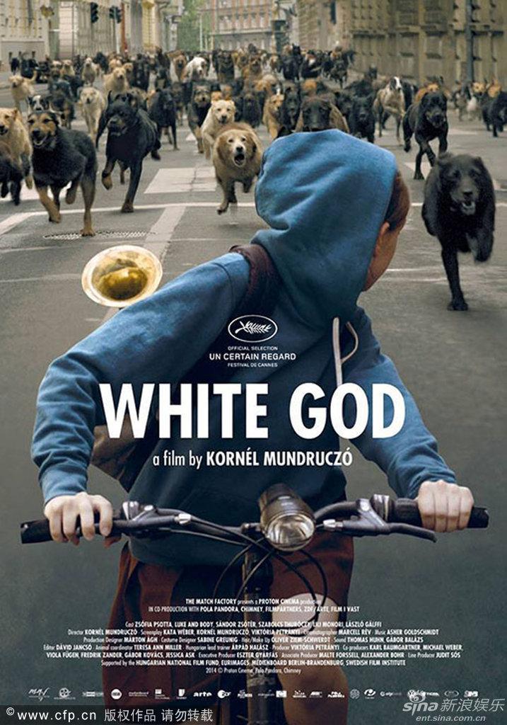 White God: la locandina