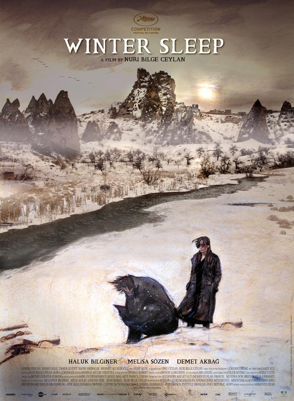 Winter Sleep: la locandina del film