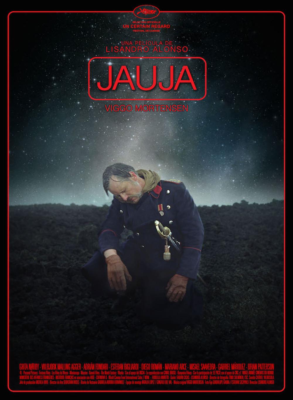 Jauja: la locandina del film