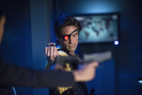 Arrow: Michael Rowe nell'episodio Unthinkable