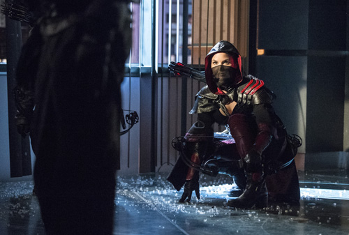Arrow: Katrina Law nell'episodio Unthinkable