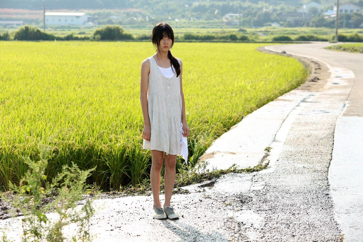 A Girl at My Door: Kim Sae Ron in una scena del film nei panni di Dohee