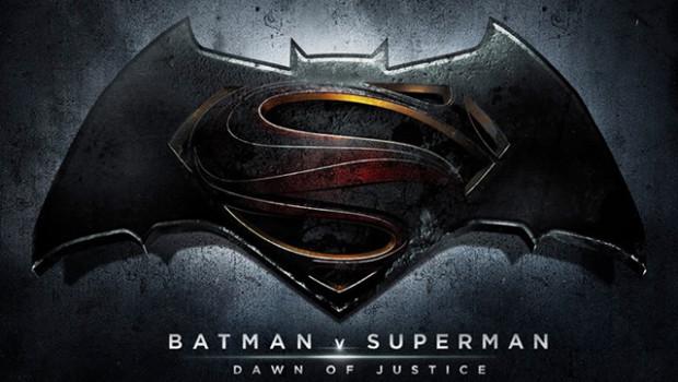 Batman v Superman: Dawn of Justice: ecco il logo ufficiale