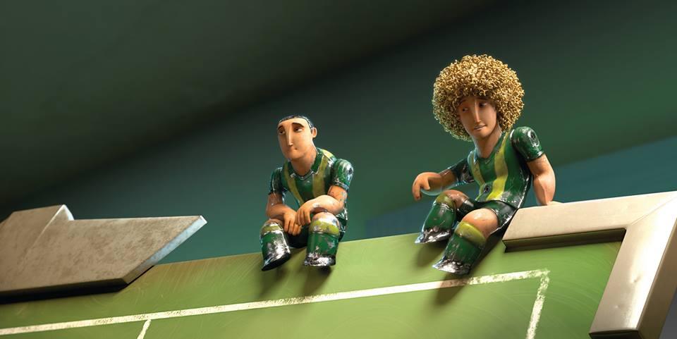 Goool!: Capi e Beto in un'immagine del film