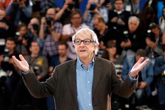 Jimmy's Hall: Ken Loach scherza coi fotografi a Cannes 2014