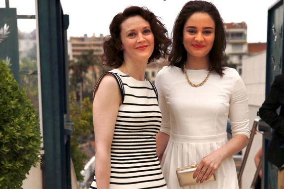 Jimmy's Hall: le protagoniste femminili Simone Kirby e Aisling Franciosi a Cannes 2014