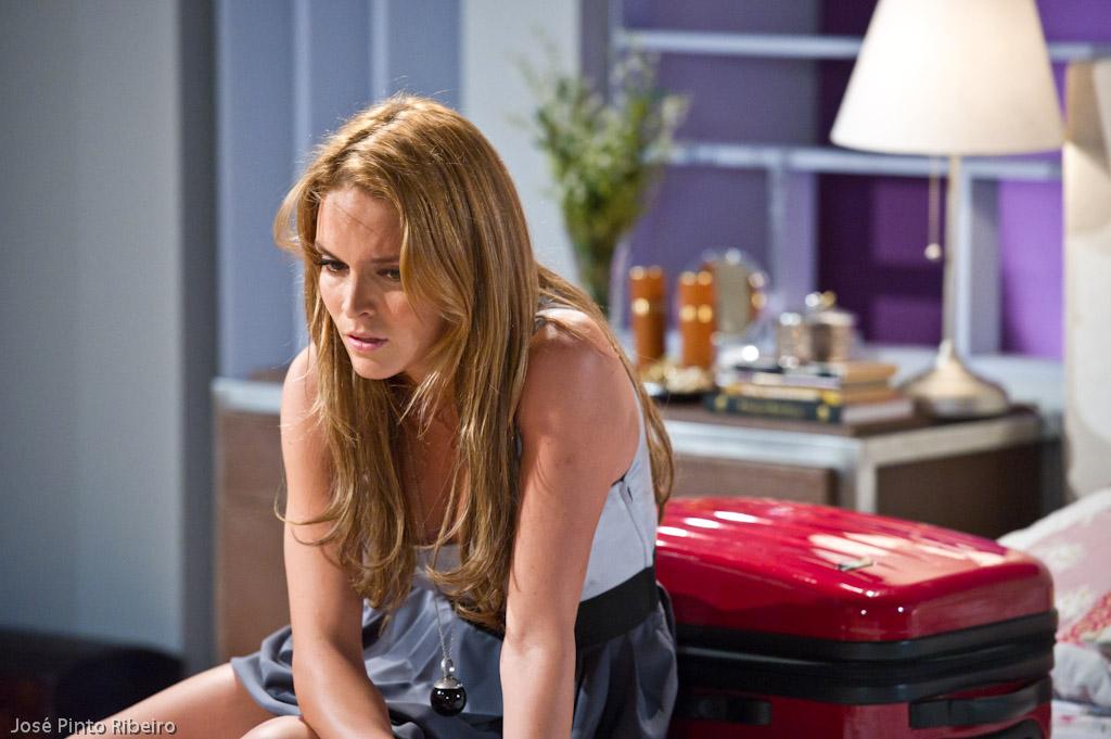 Diana Chaves nella serie televisiva Legami