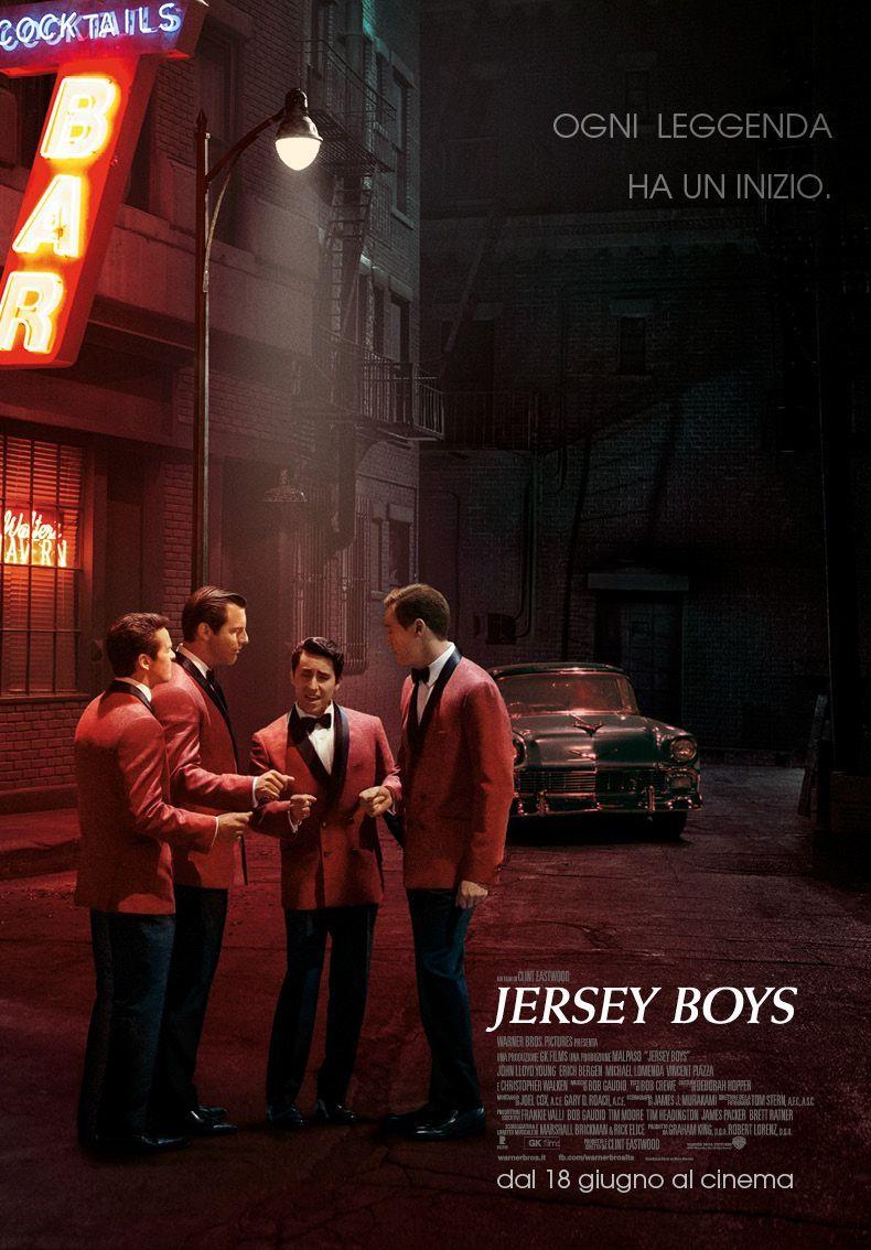 Jersey Boys: la locandina italiana