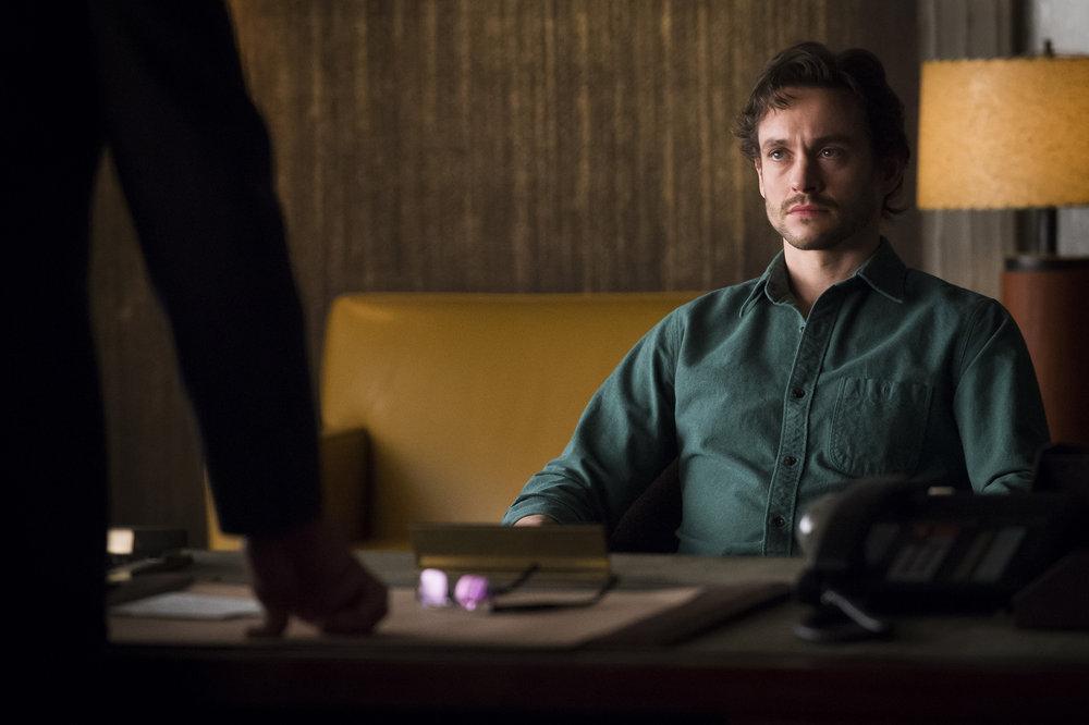Hannibal: Hugh Dancy nell'episodio Mizumono