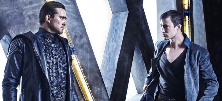 Dominion: un'immagine promozionale della prima stagione