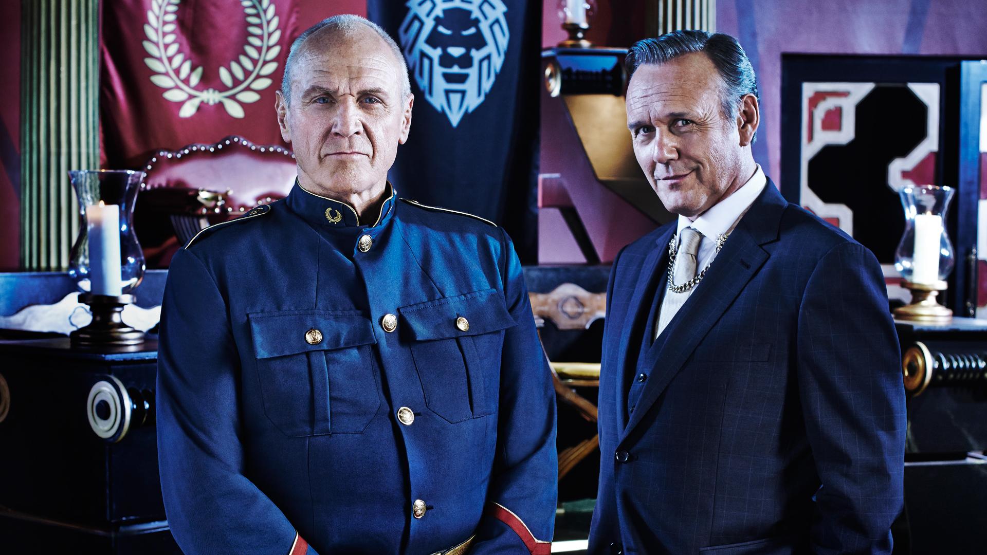 Dominion: Anthony Head e Alan Dale in un'immagine promozionale