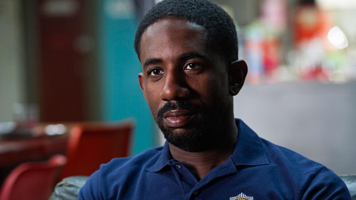 The Smoke: Rhashan Stone nel secondo episodio della prima stagione