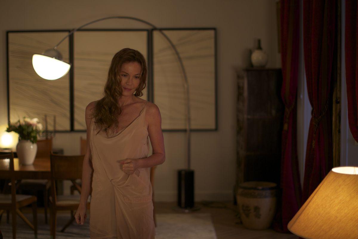 3 Days to Kill: Connie Nielsen in un'immagine del film