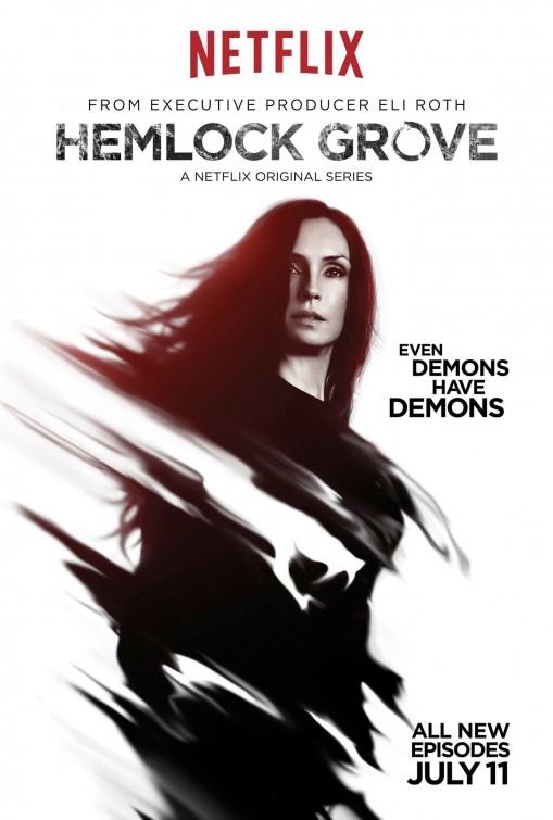 Hemlock Grove: un manifesto promozionale per la seconda stagione
