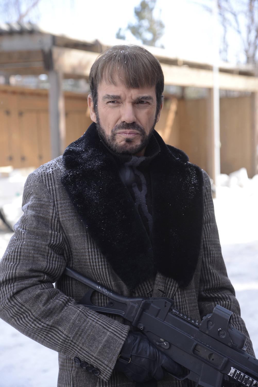 Fargo: Billy Bob Thornton nell'episodio Who Shaves the Barber?
