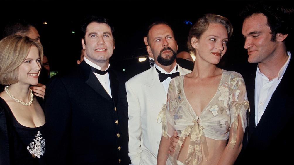 Uma Thurman E Quentin Tarantino è Amore Movieplayerit
