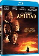 La cover del blu-ray di Amistad