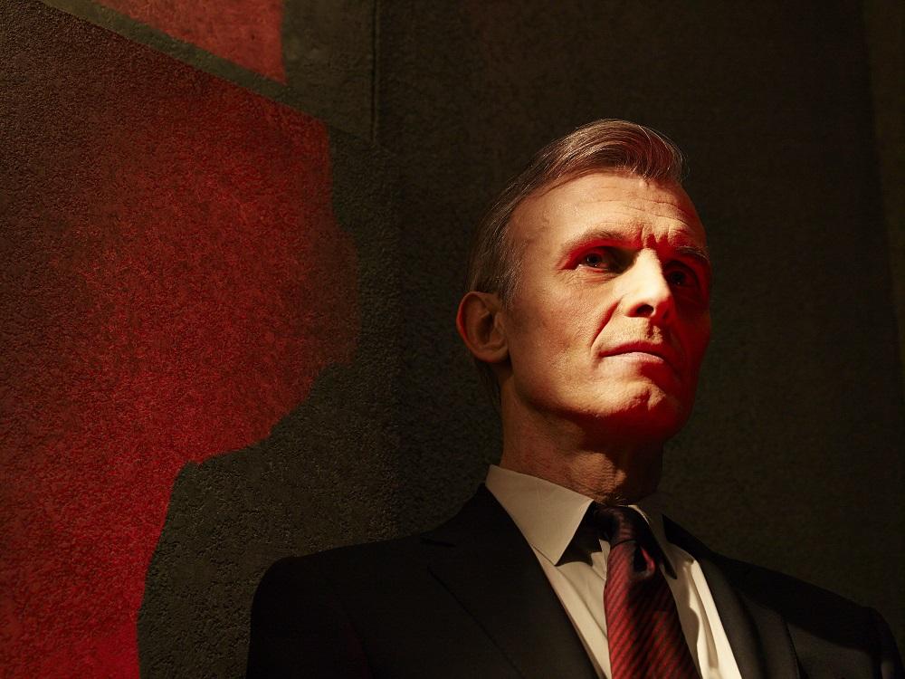 The Strain: Richard Sammel in un'immagine promozionale