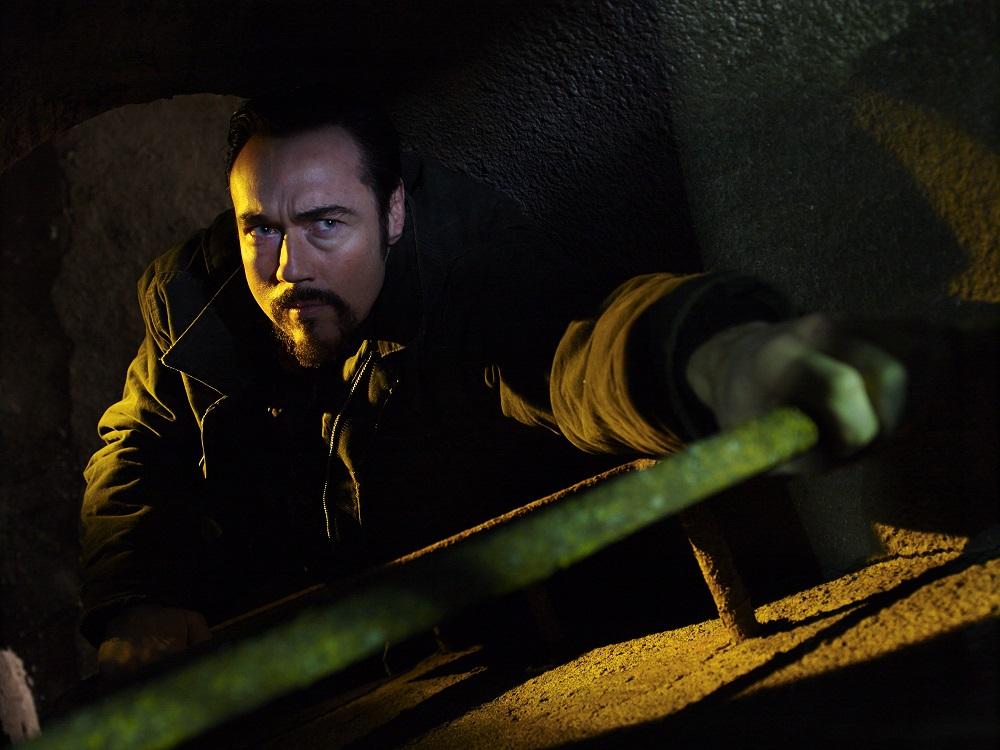 The Strain: un'immagine di Kevin Durand