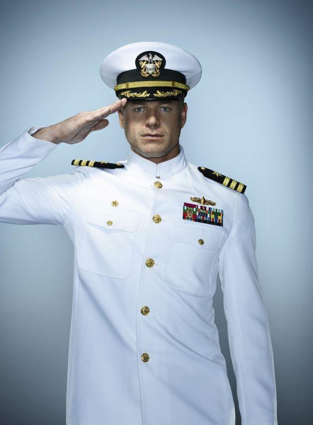 The Last Ship: Eric Dane in un'immagine promozionale