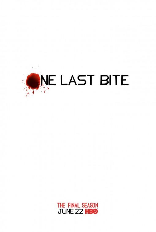True Blood: uno dei manifesti promozionali per l'ultima stagione della serie