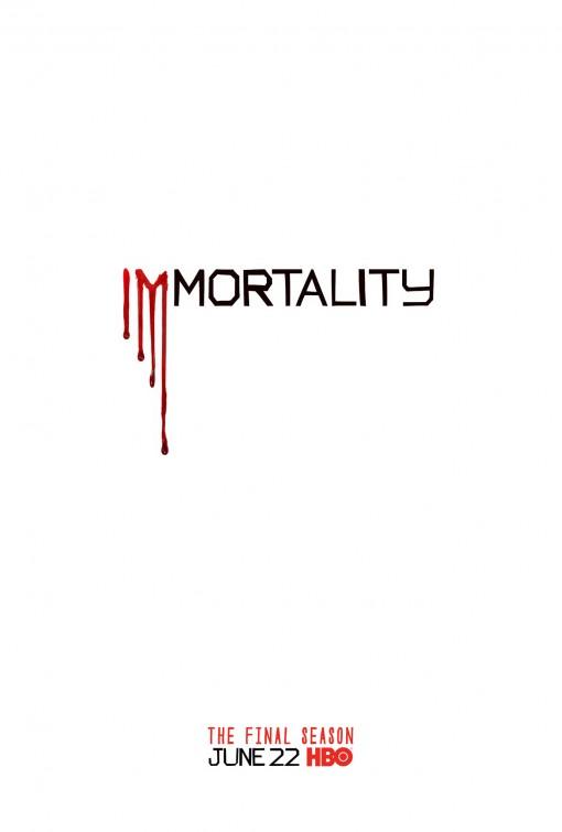 True Blood: manifesto promozionale per la settima stagione del serial