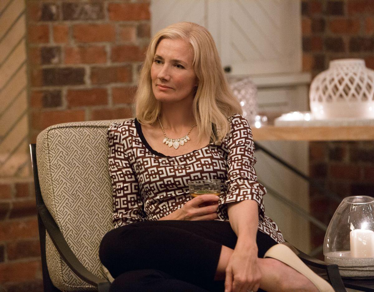 Un amore senza fine: Joely Richardson in una scena del film