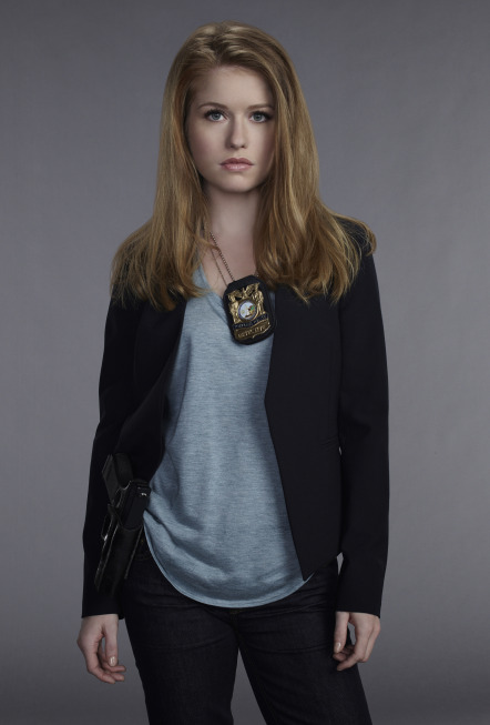 Backstrom: Genevieve Angelson in una foto promozionale