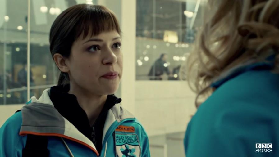 Orphan Black: Tatiana Maslany nell'episodio Entangled Bank