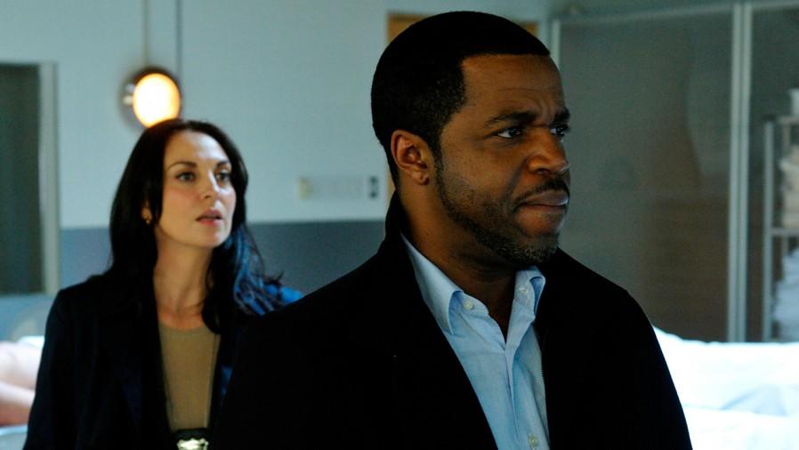 Orphan Black: Kevin Hanchard e Inga Cadranel nell'episodio Entangled Bank