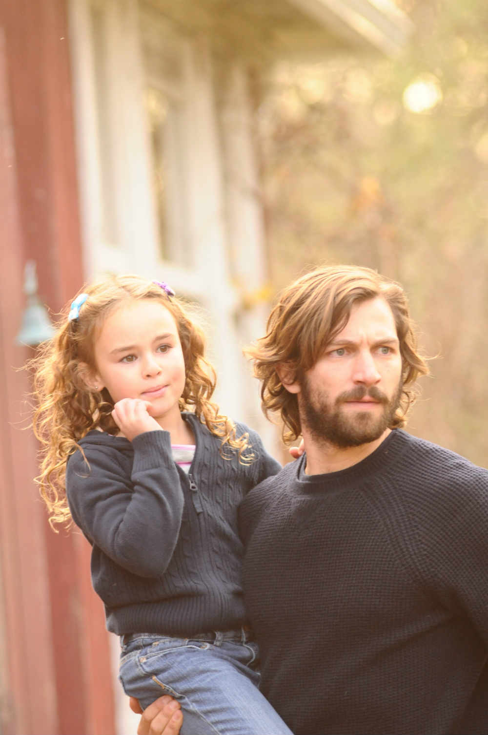 Orphan Black: Michiel Huisman e Skyler Wexler nell'episodio Mingling Its Own Nature With It