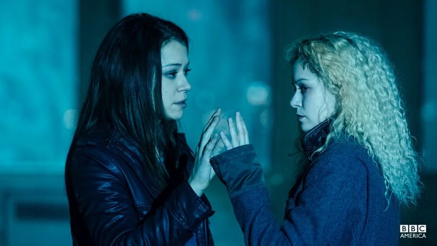 Orphan Black: Tatiana Maslany nell'episodio Ipsa Scientia Potestas Est