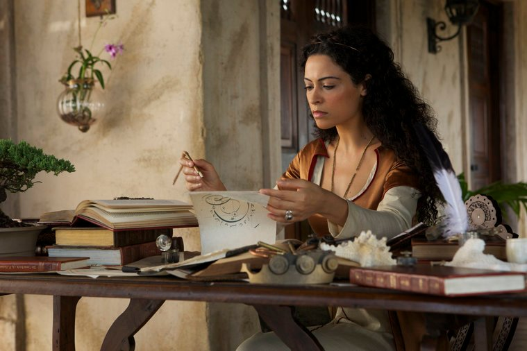 Crossbones: Yasmine Al Massri nell'episodio The Devil's Dominion