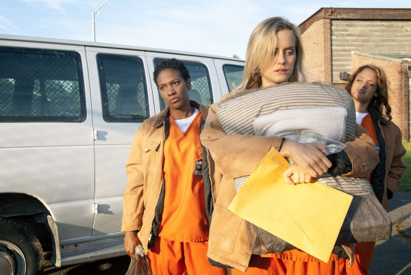 Orange Is the New Black: Taylor Schilling nel pilot