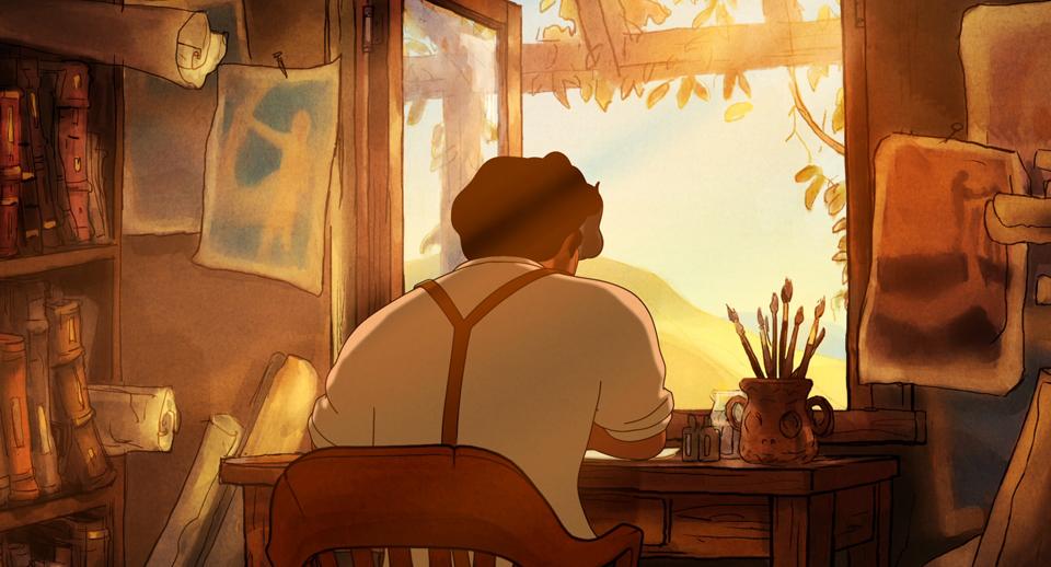 Kahlil Gibran's The Prophet: un'immagine del film d'animazione