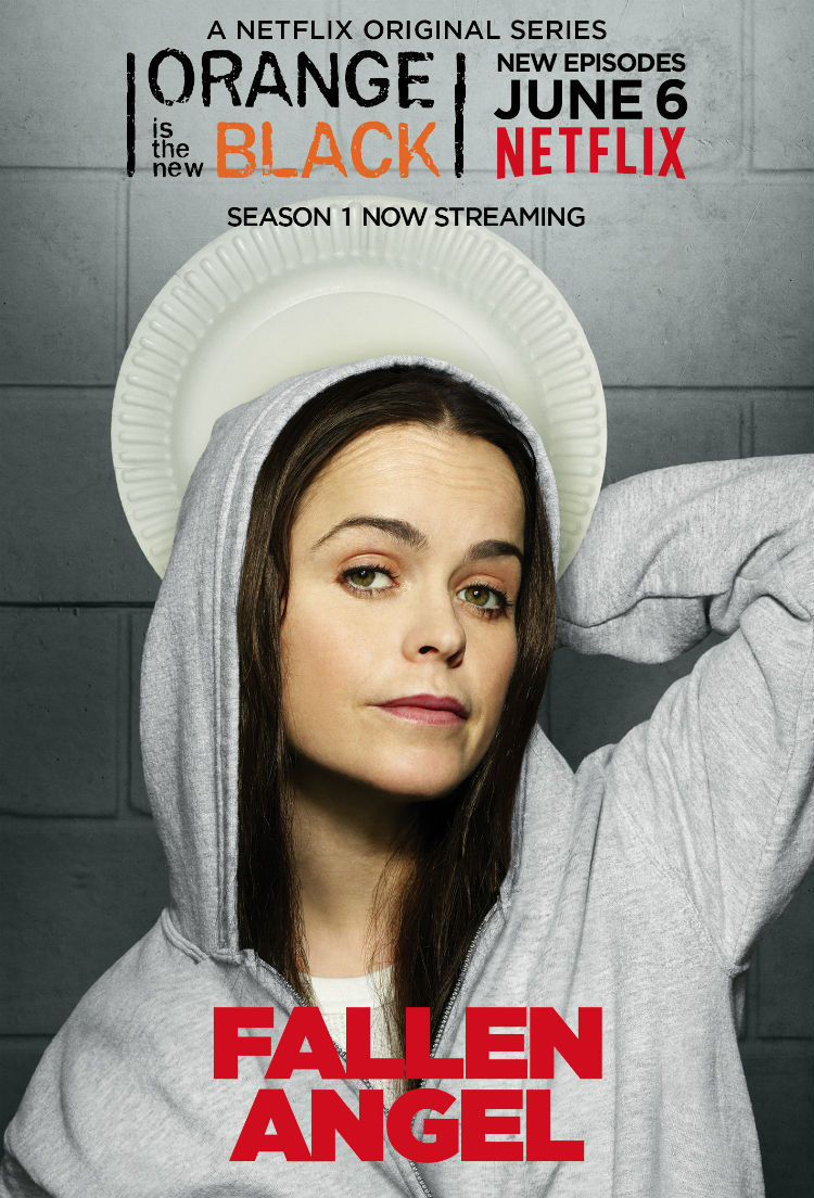 Orange Is the New Black: character poster per Taryn Manning