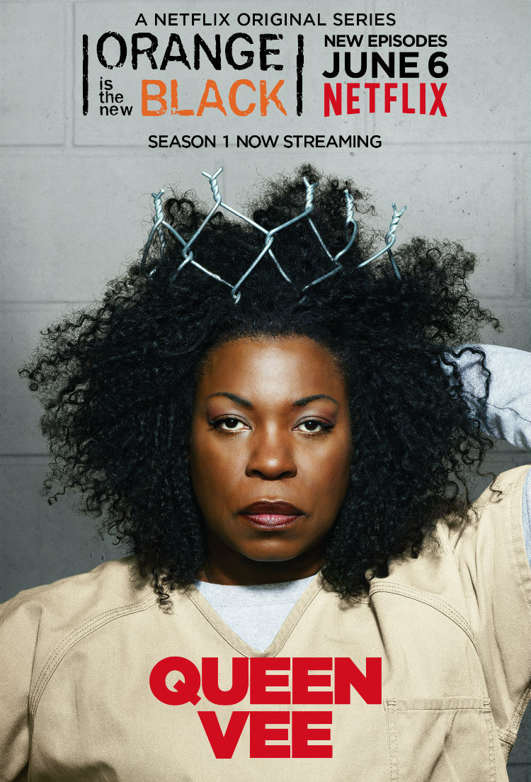 Orange Is the New Black: character poster per Lorraine Toussaint