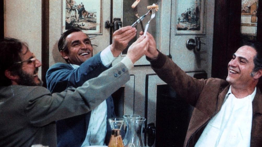 C'eravamo tanto amati: Manfredi, Gassman e Stefano Satta Flores