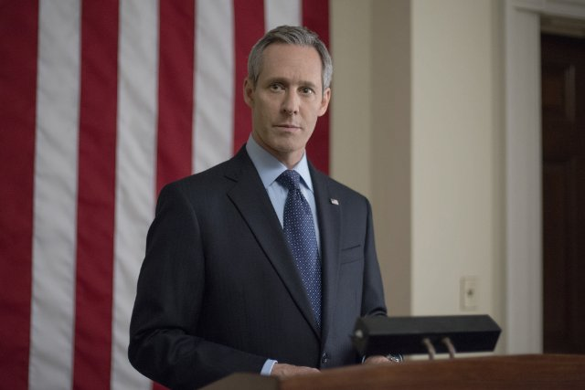 House of Cards: Michael Gill in una scena della serie
