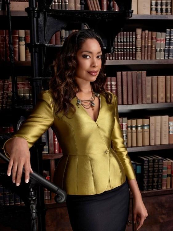 Suits: Gina Torres in un'immagine promozionale della quarta stagione