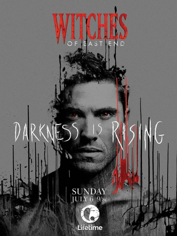 Le streghe dell'East End: character poster per Eric Winter